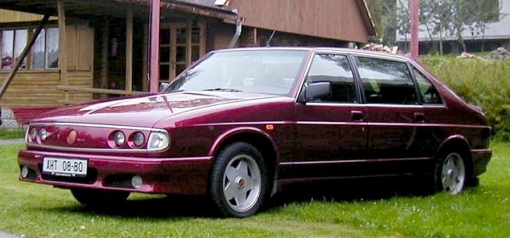 1996 Tatra 700