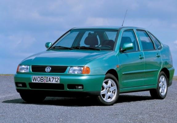 1996 Volkswagen Polo Classic - Partsopen