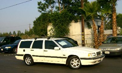 1996 Volvo 400