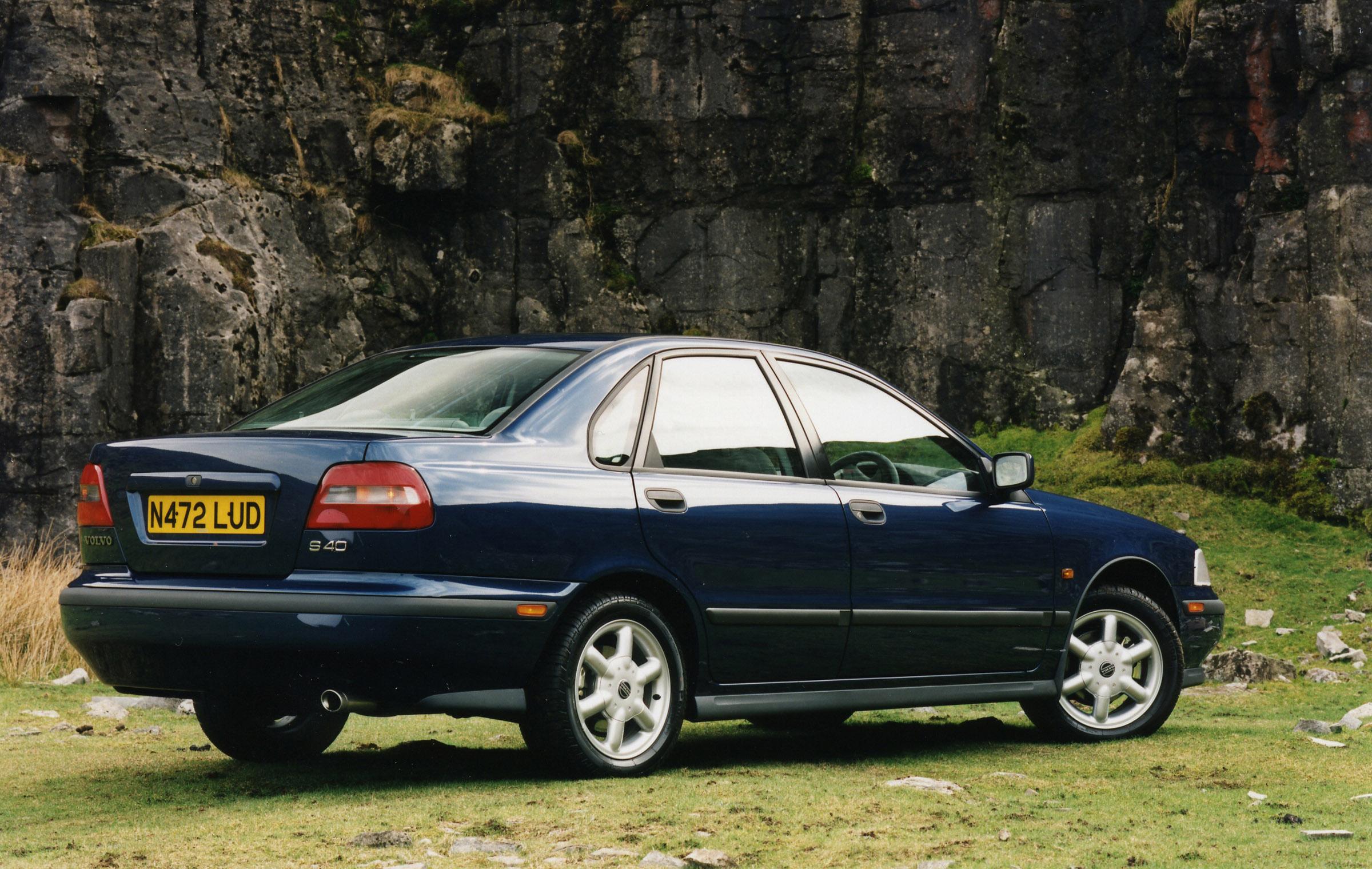 1996 Volvo S40
