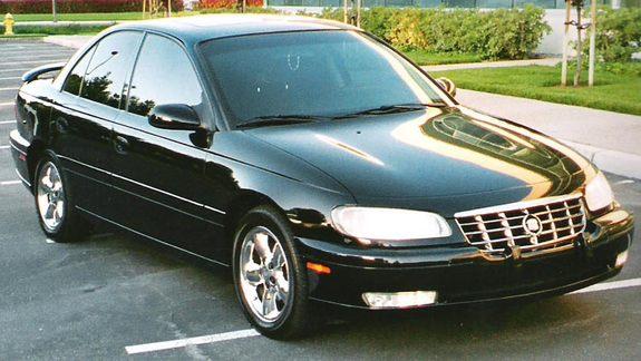 Cadillac catera 1997 photos