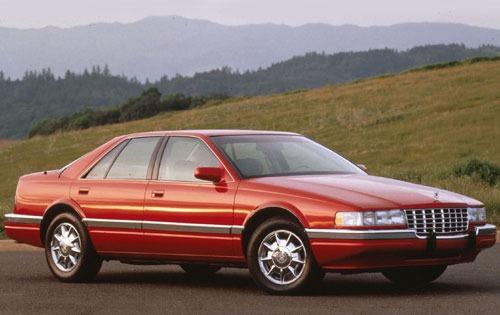1997 Cadillac Seville