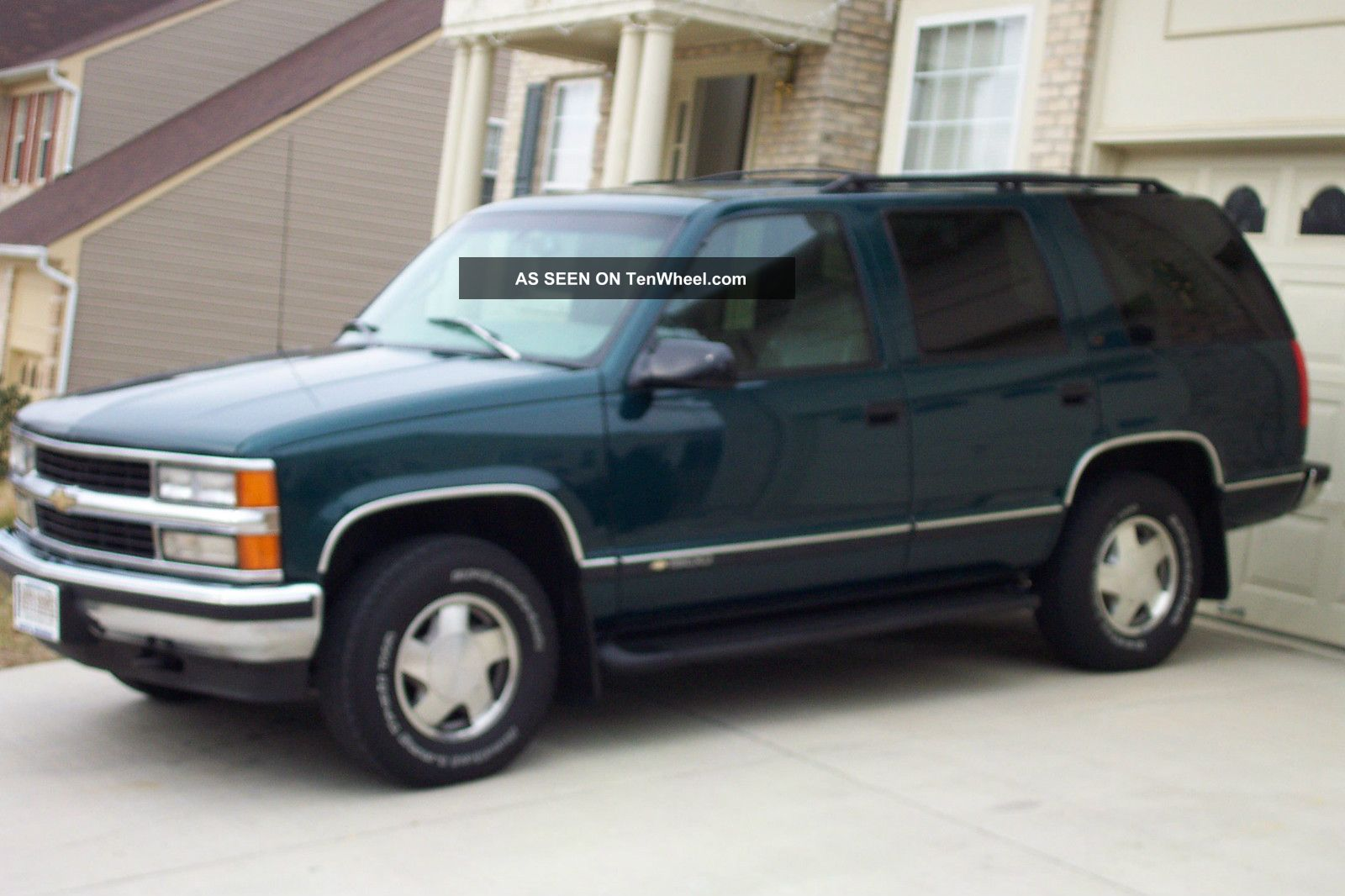 Tahoe 99 chevy tahoe parts : Tahoe » 1997 Chevy Tahoe Parts - Old Chevy Photos Collection, All ...