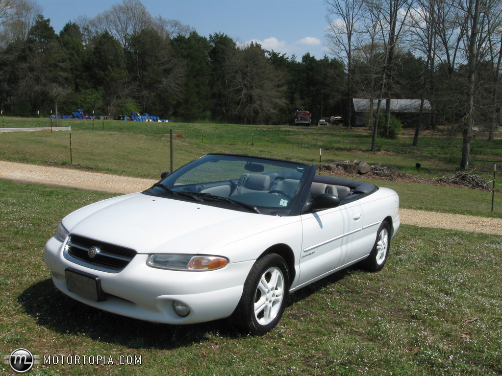 1997 chrysler sebring partsopen. Cars Review. Best American Auto & Cars Review