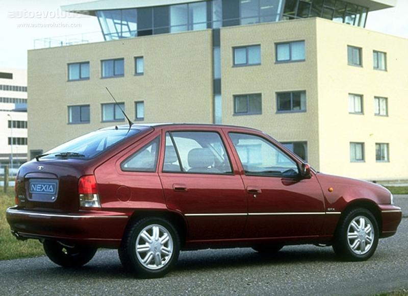 1997 Daewoo Cielo Hatchback 3 Doors