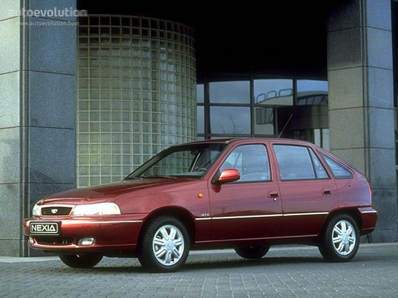 1997 Daewoo Cielo Hatchback 5 Doors