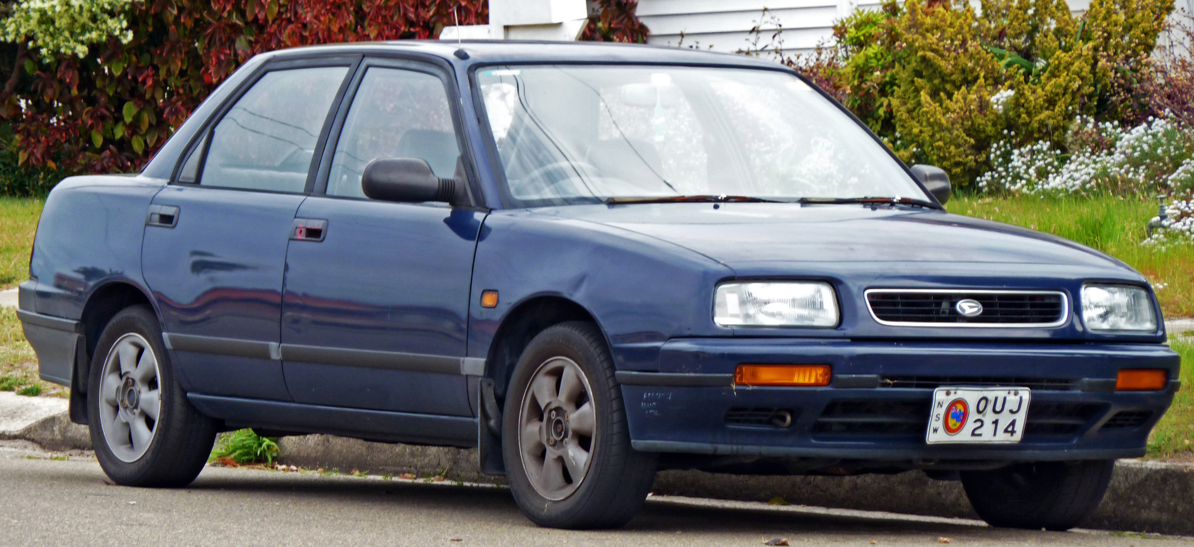 1997 Daihatsu Applause