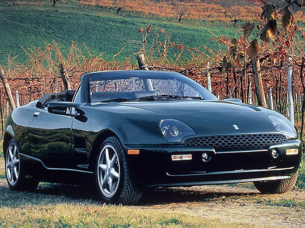 1997 De Tomaso Bigu#U00e0