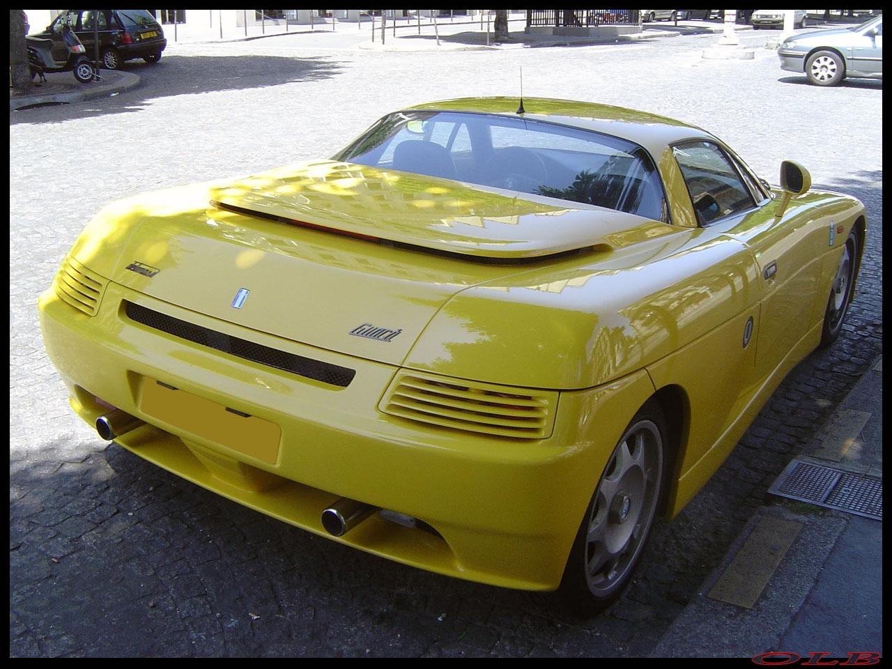 1997 De Tomaso Guar#U00e0