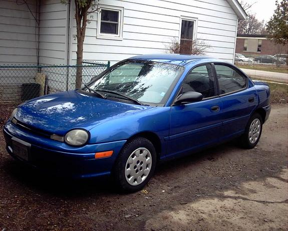 1997 Dodge Neon Partsopen