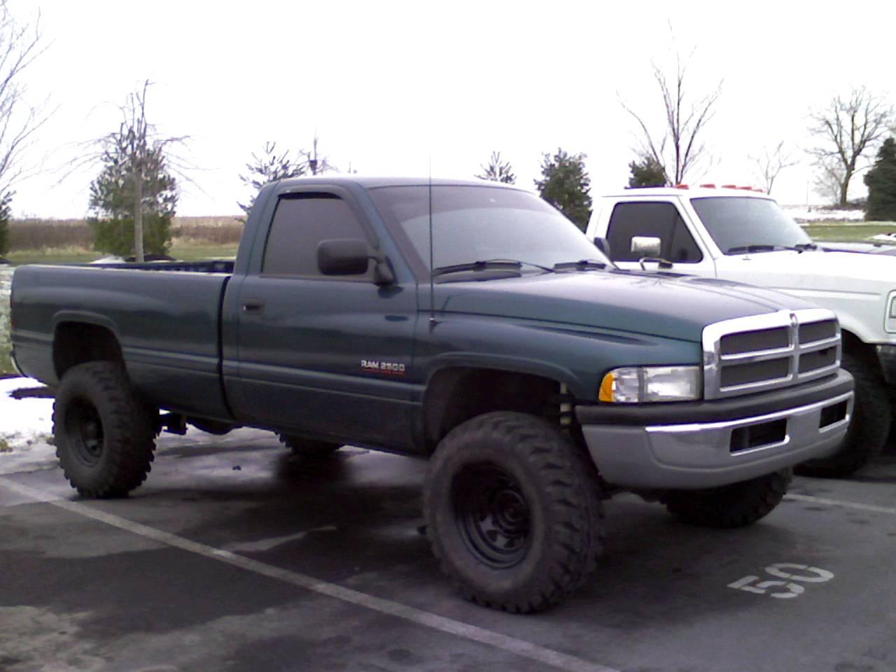 Dodge Ram Pickup on 1997 Dodge Ram 2500 Sport