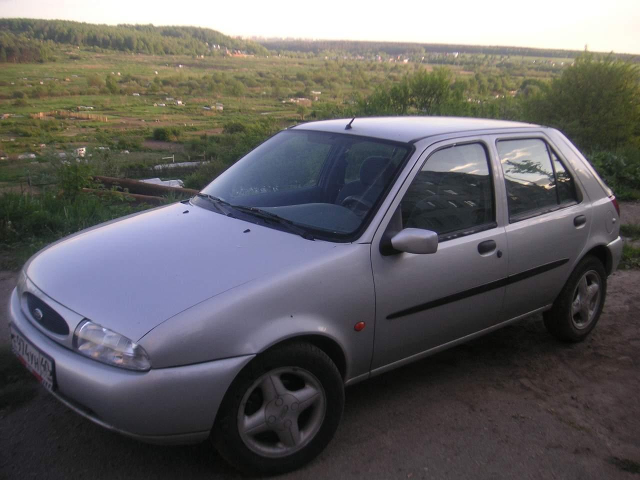 форд фиеста 1997 фото