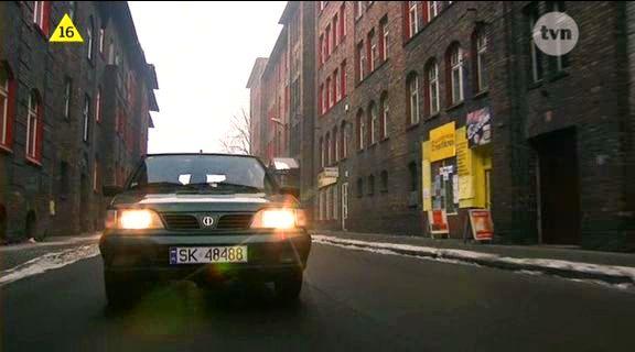 1997 FSO Polonez