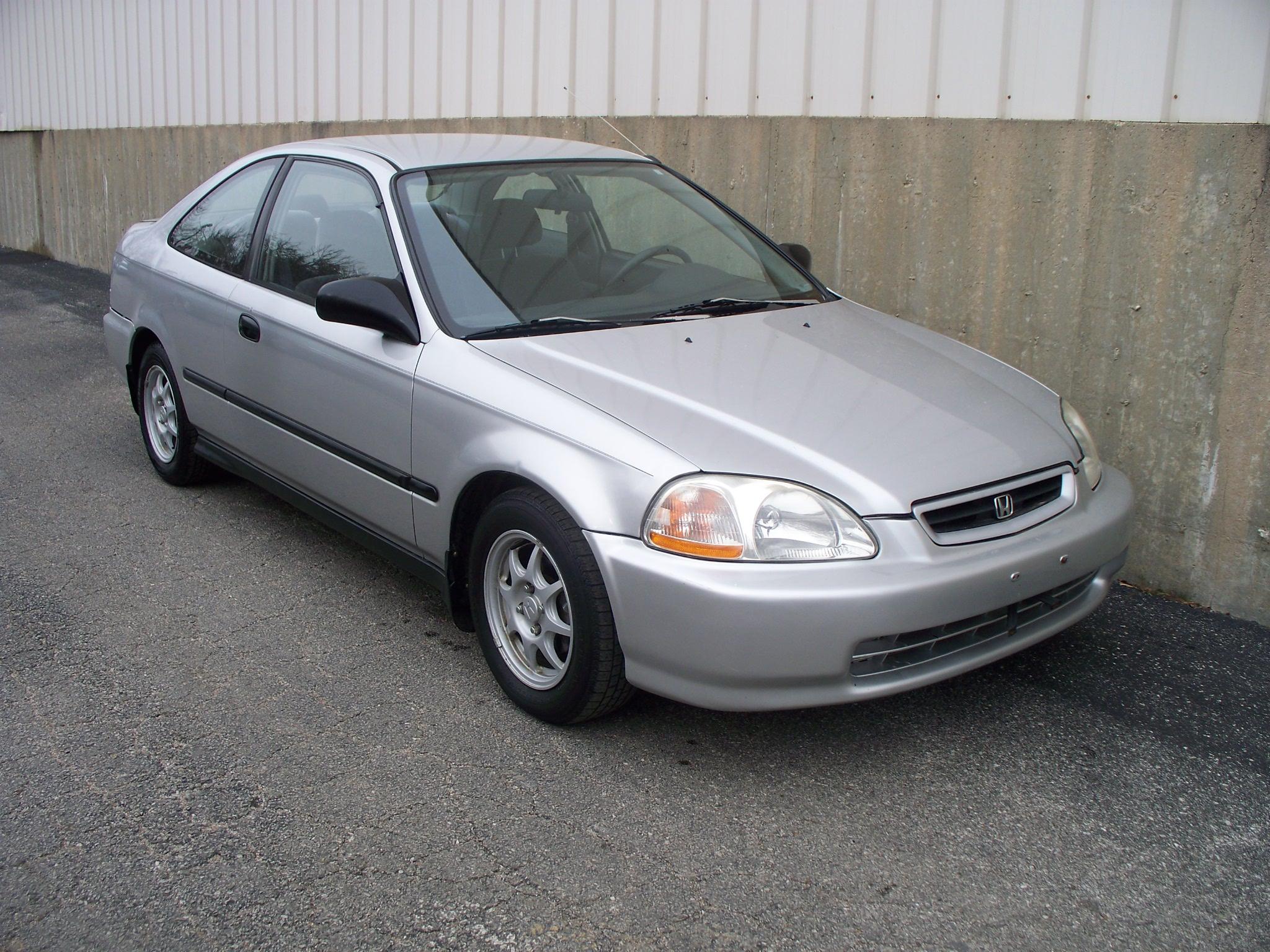 1997 Honda Civic - Partsopen