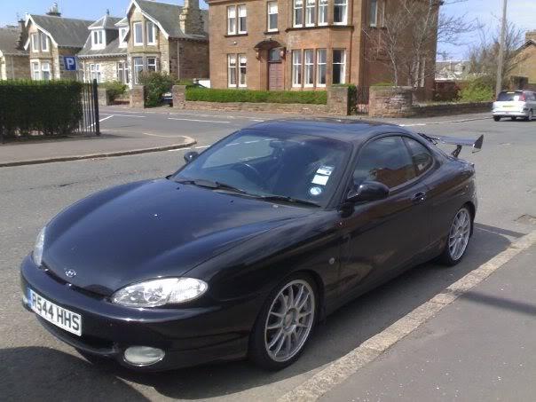 1997 Hyundai Coupe