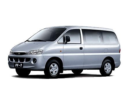 1997 Hyundai H-1 Starex