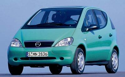 1997 Mercedes A-Class