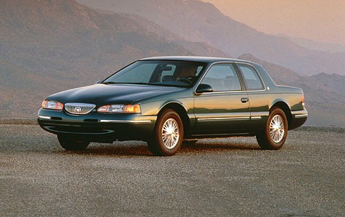 1997 Mercury Cougar