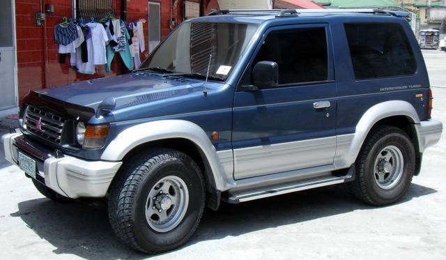 Mitsubishi Pajero Doors