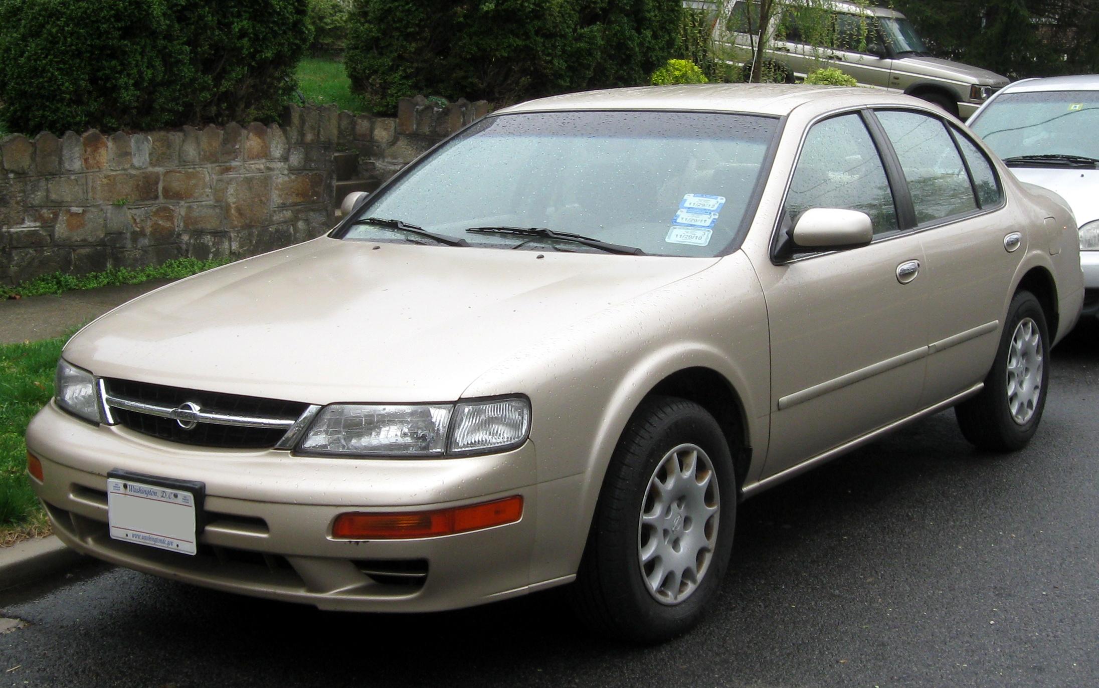 1997 Nissan Maxima Partsopen Spark Plugs Src