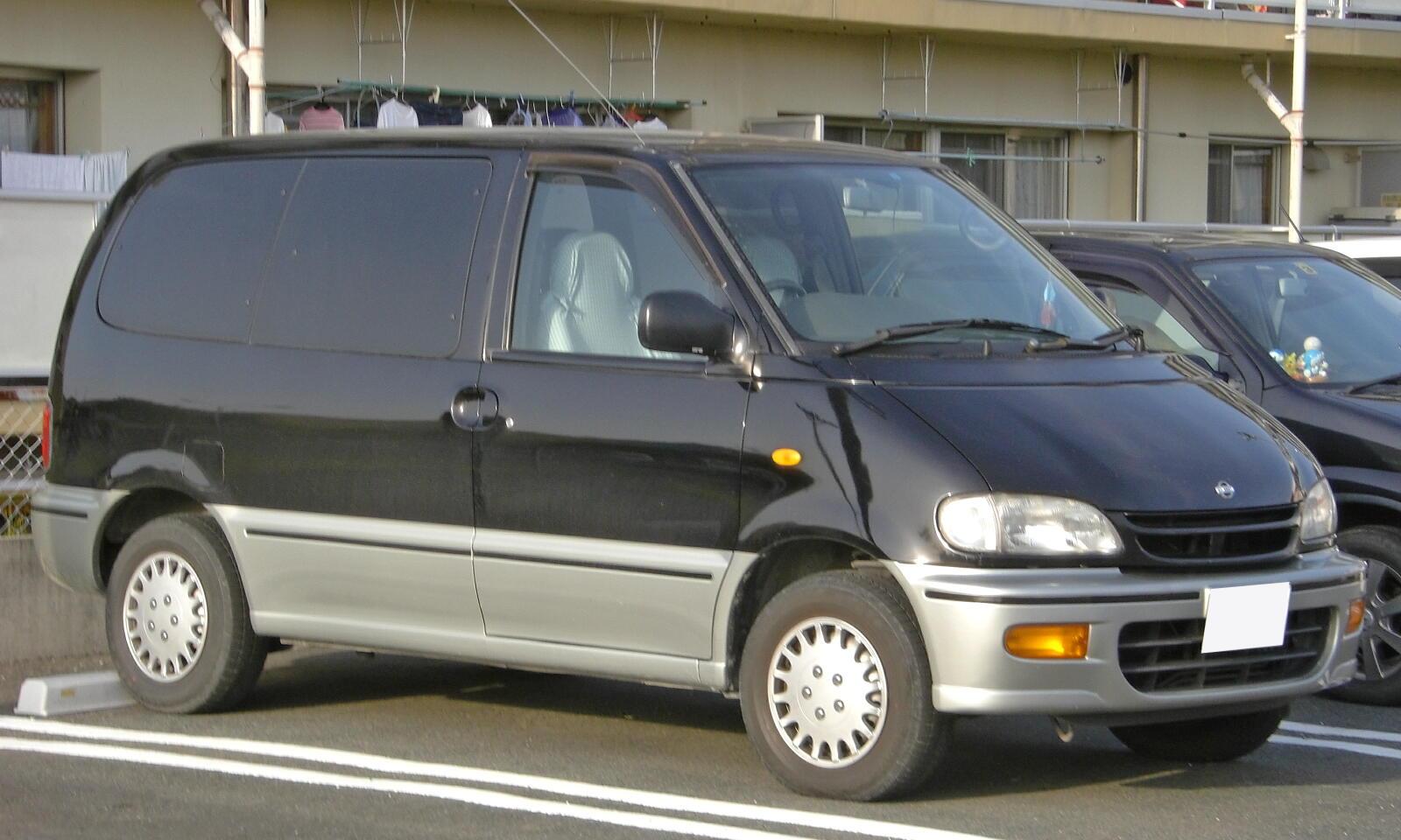 1997 Nissan Serena