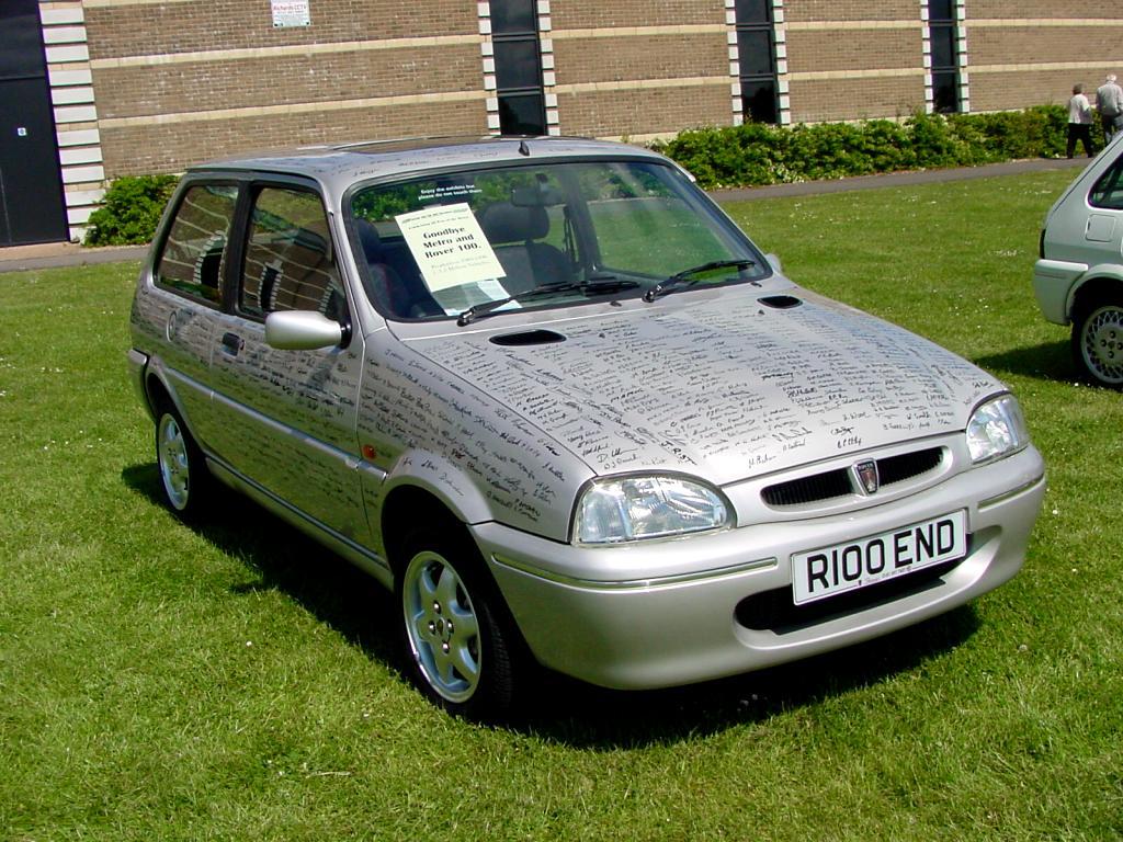 1997 Rover 100