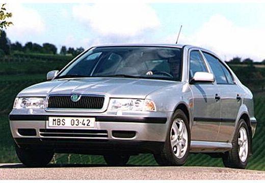 Alfa Romeo All Models List >> 1997 Skoda Octavia - Partsopen