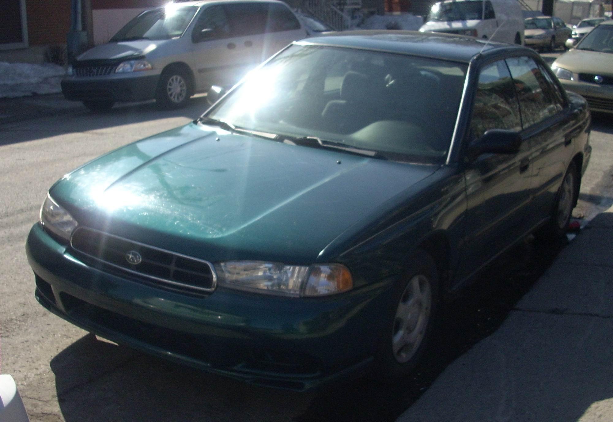 1997 Subaru Legacy Partsopen Fuel Filter Src