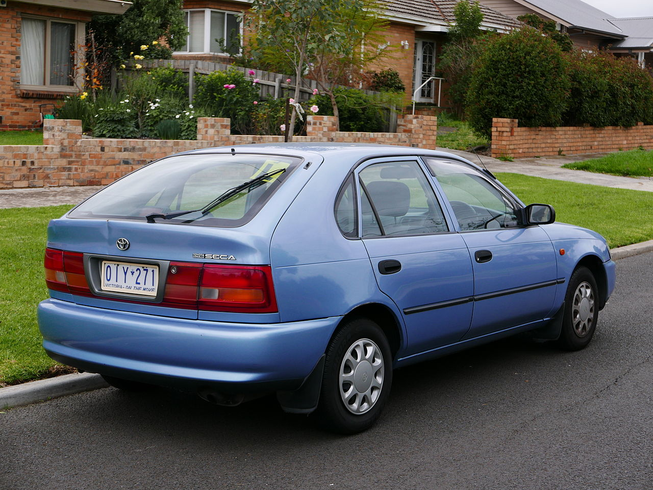 1997 Toyota Corolla 5 Doors