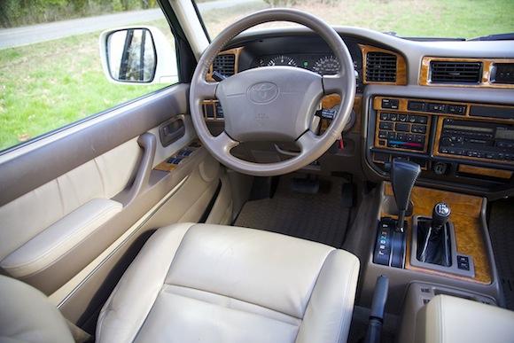 1997 Toyota Land Cruiser Fj80 Partsopen