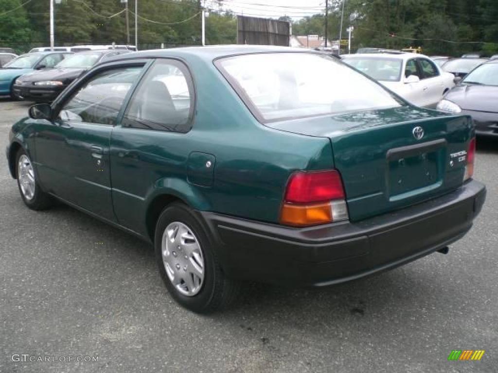 1997 Toyota Tercel Partsopen