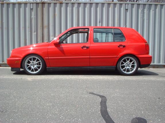 1997 Volkswagen Golf