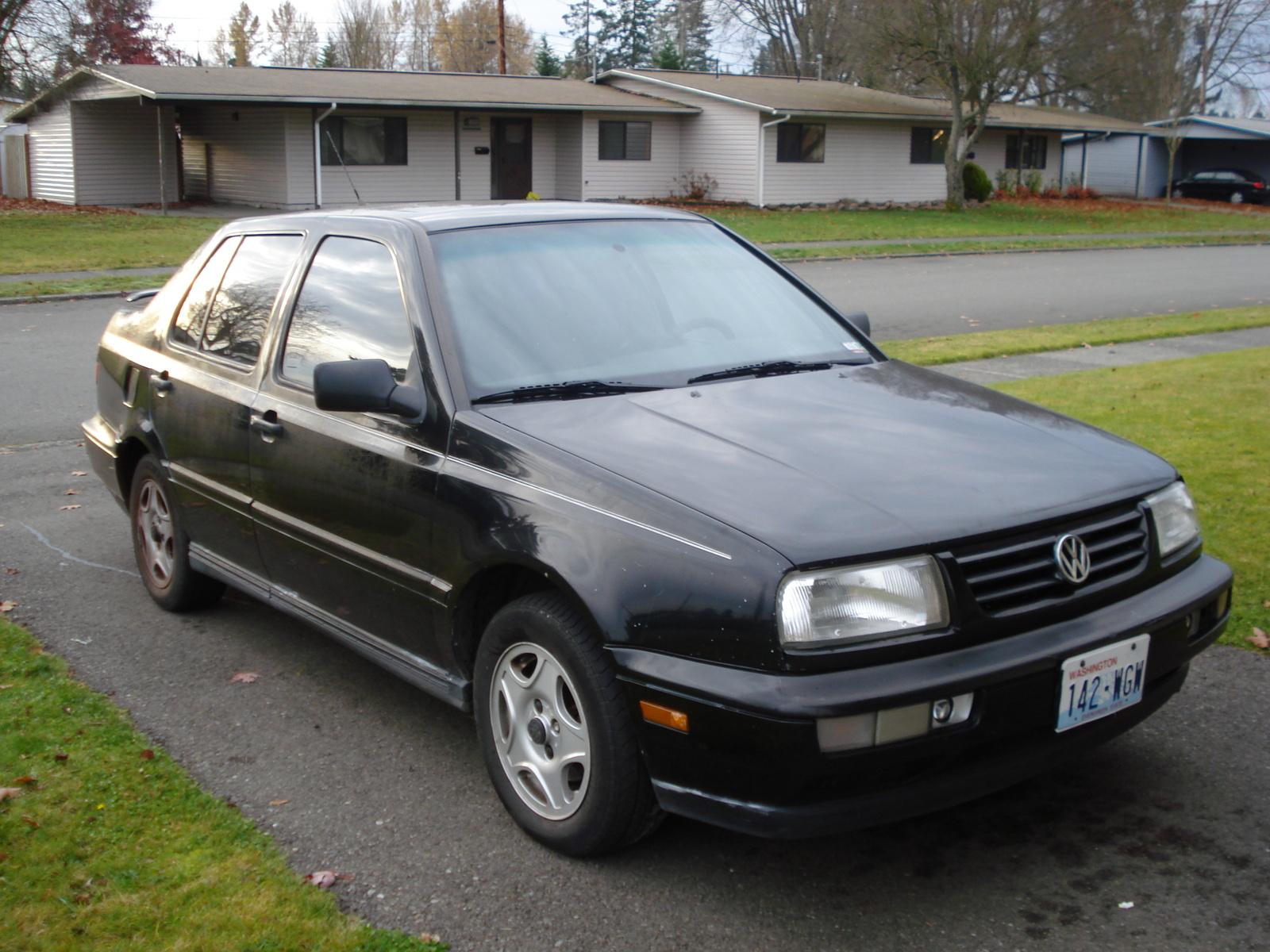 1997 Volkswagen Jetta - Partsopen