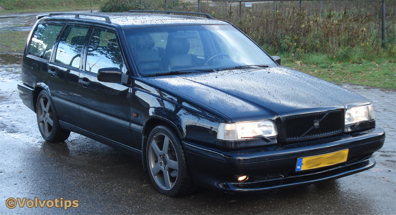 1997 Volvo 850 Estate
