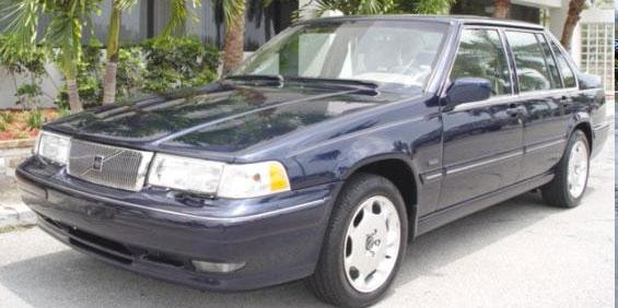 1997 Volvo S90