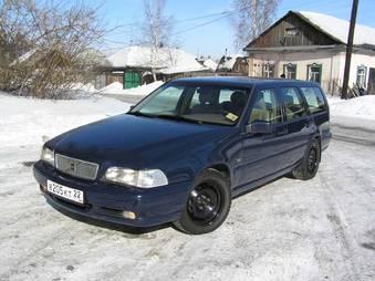 1997 Volvo V70