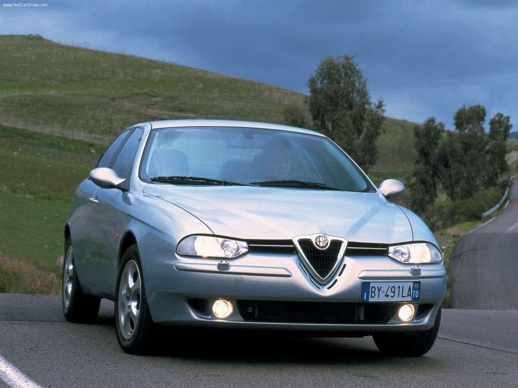 1998 Alfa Romeo 156
