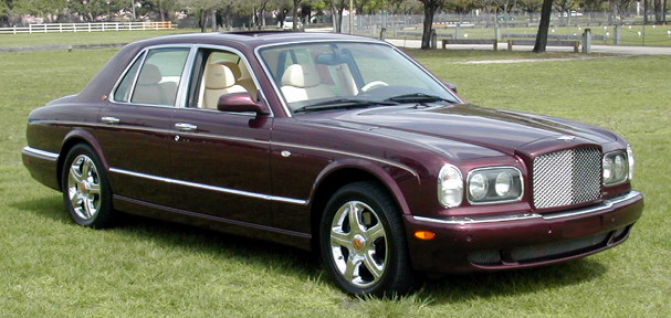 1998 Bentley Arnage-based