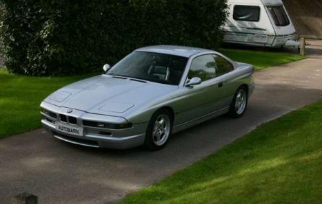 1998 BMW 8 Series