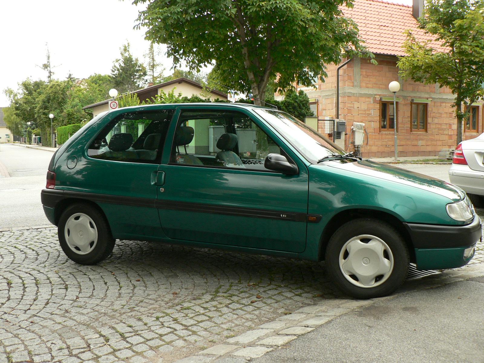ситроен саксо 1998 года