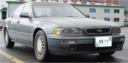 1998 Daewoo Arcadia