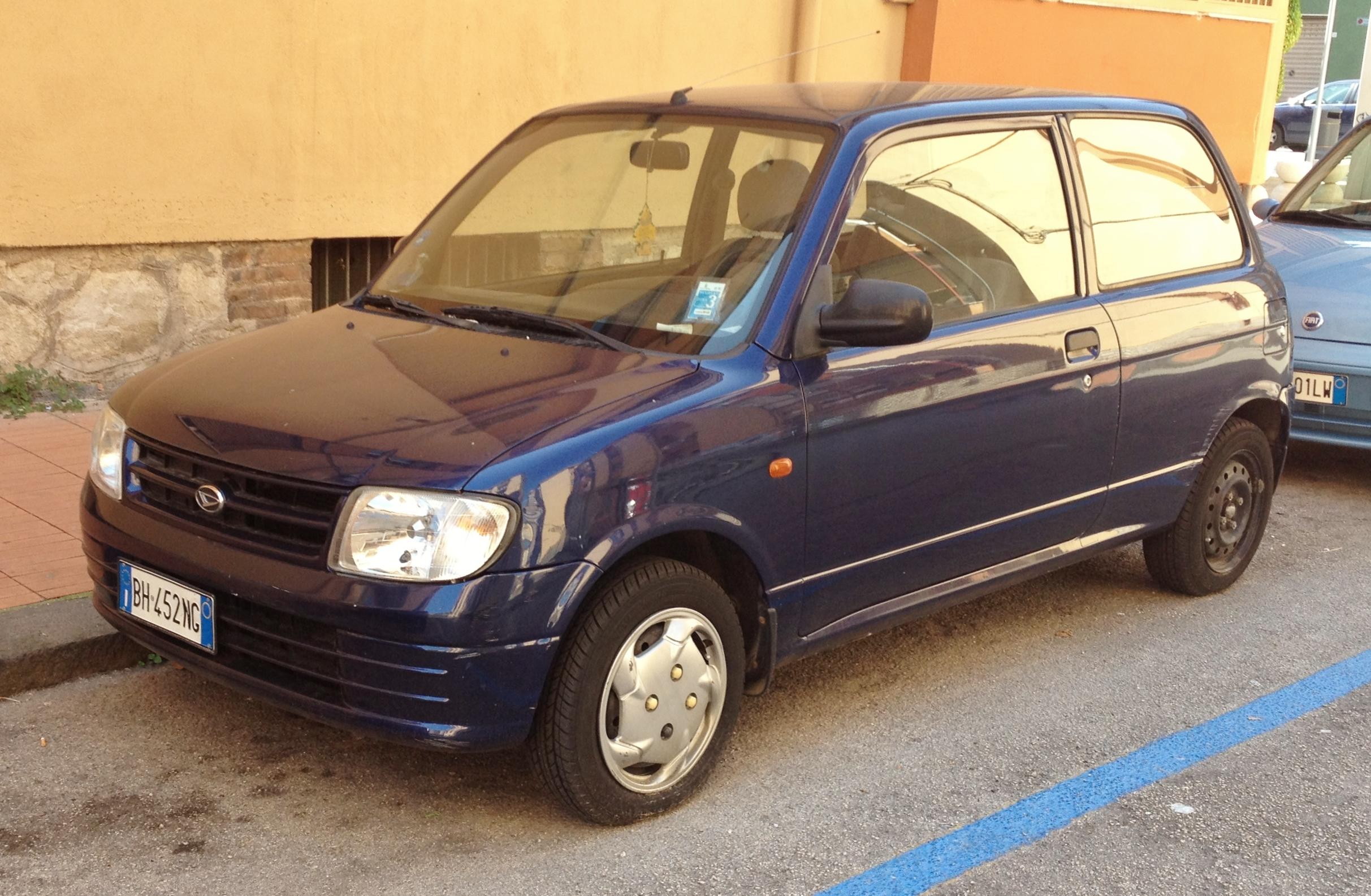 1998 Daihatsu Cuore