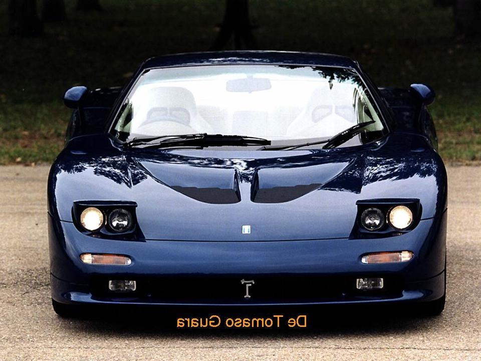 1998 De Tomaso Guar#U00e0