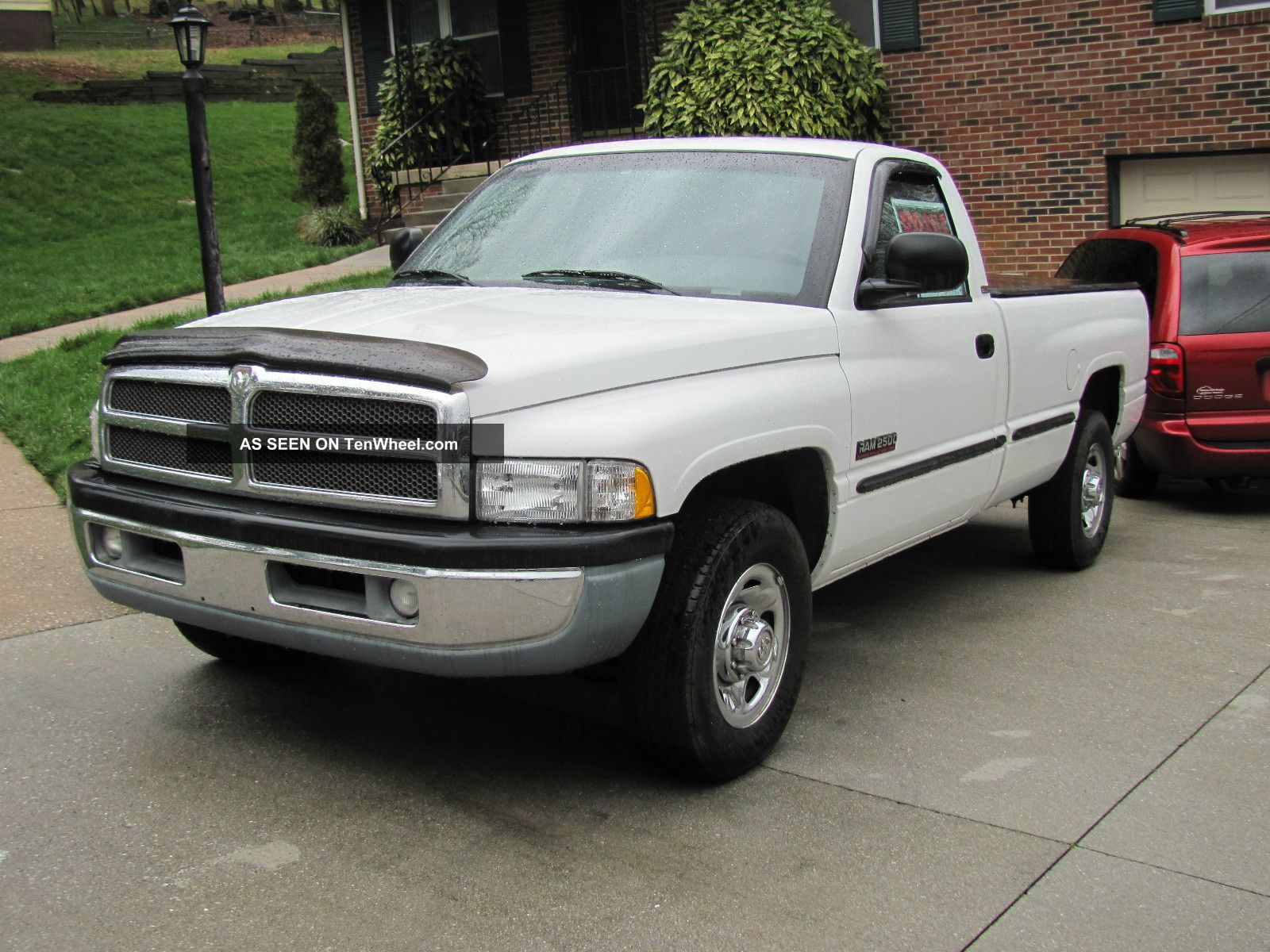 1998 dodge ram pickup 2500 partsopen. Black Bedroom Furniture Sets. Home Design Ideas