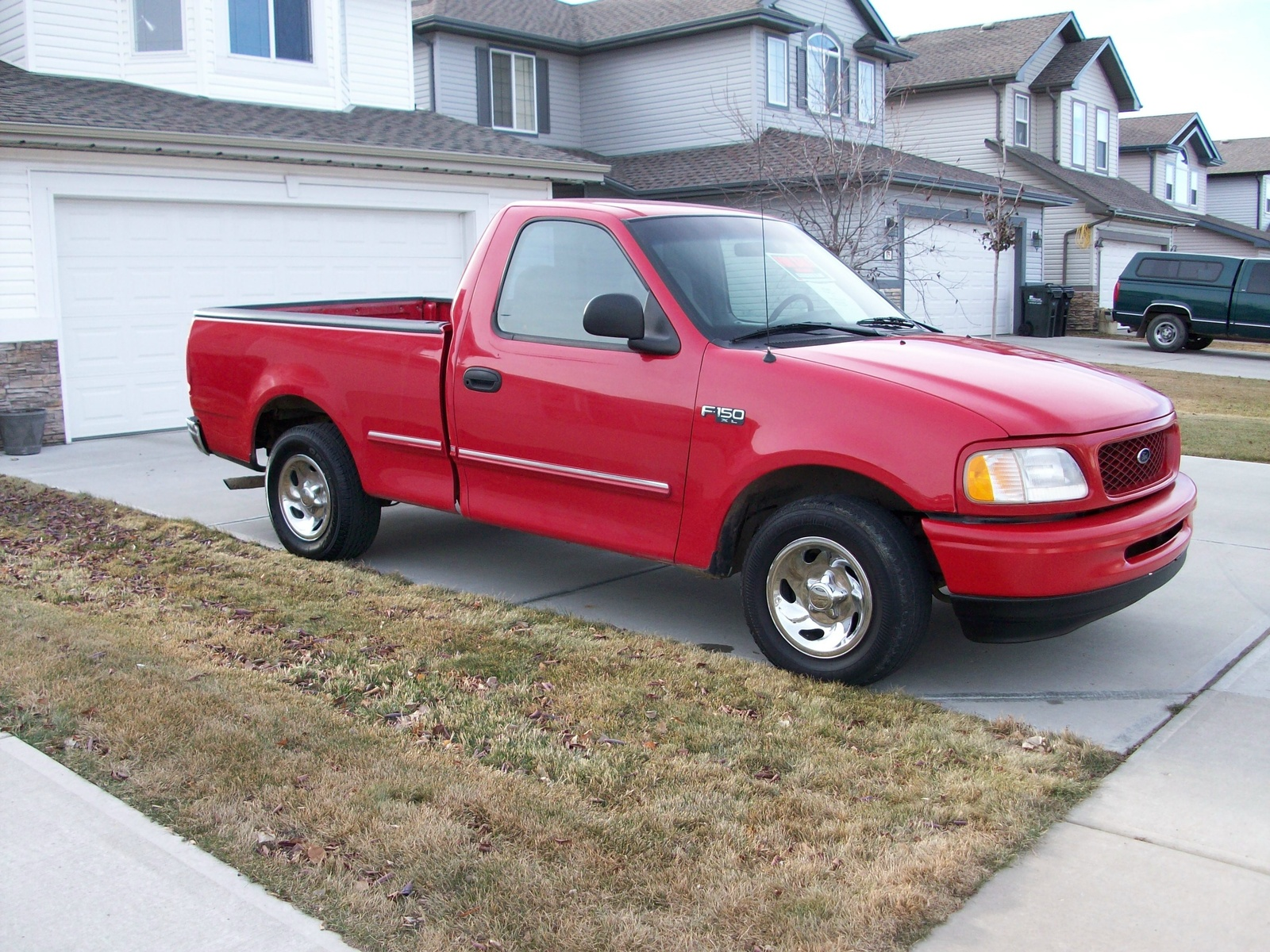 1998 Ford F-150 - Partsopen