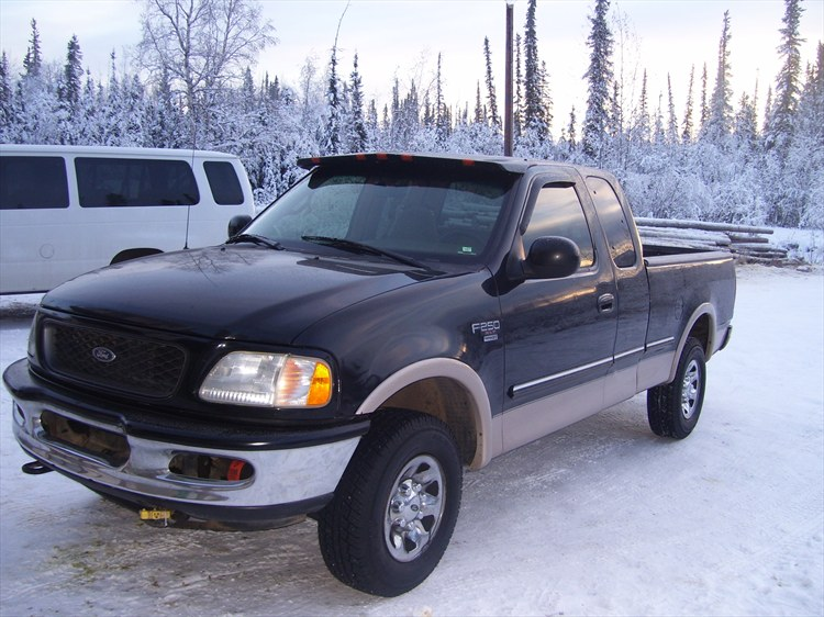 1998 Ford F250 >> 1998 Ford F-250 - Partsopen
