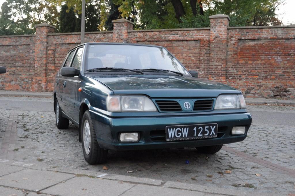 1998 FSO Polonez