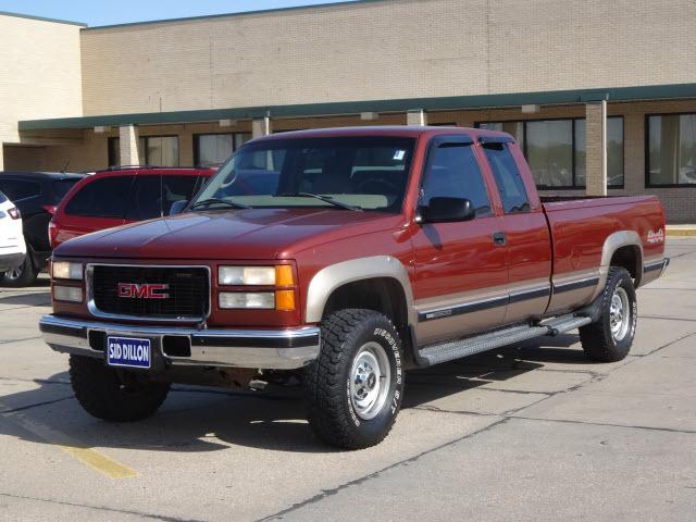 1998 GMC Sierra 2500 - Partsopen