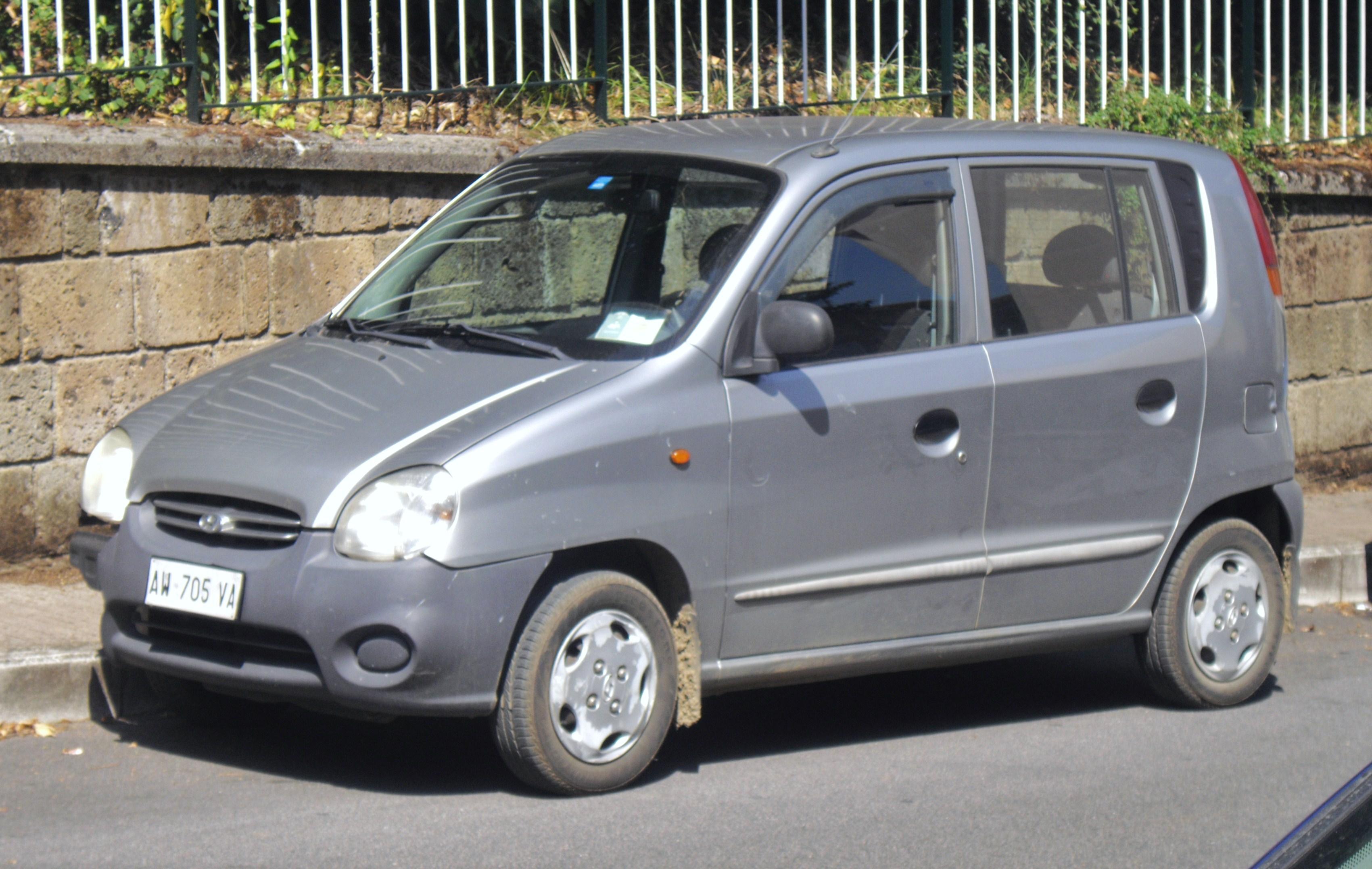 1998 Hyundai Atos