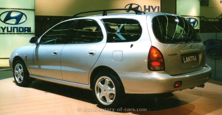 Hyundai Lantra Sportswagon Auto Cars